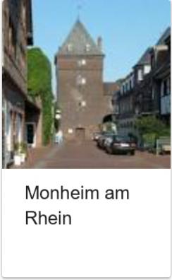 Monheim Aam Rhein