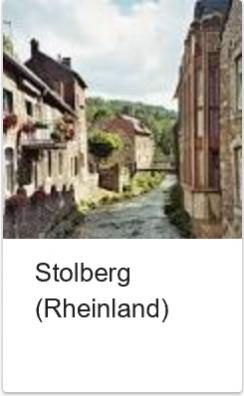 Stolberg Rheinland